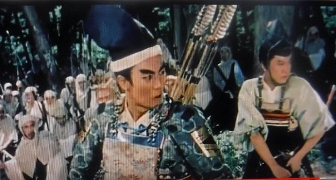 11 「新平家物語」溝口健二監督1955年 (1)