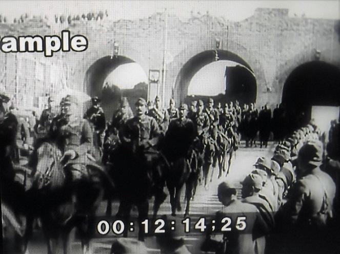13 「南京 戦線後方記録映画」ドキュメンタリー1938年 (1)