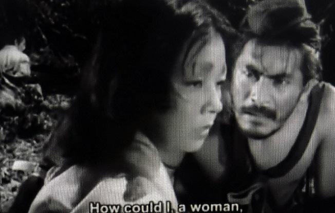 14 「羅生門黒澤明監督1950年 (2)