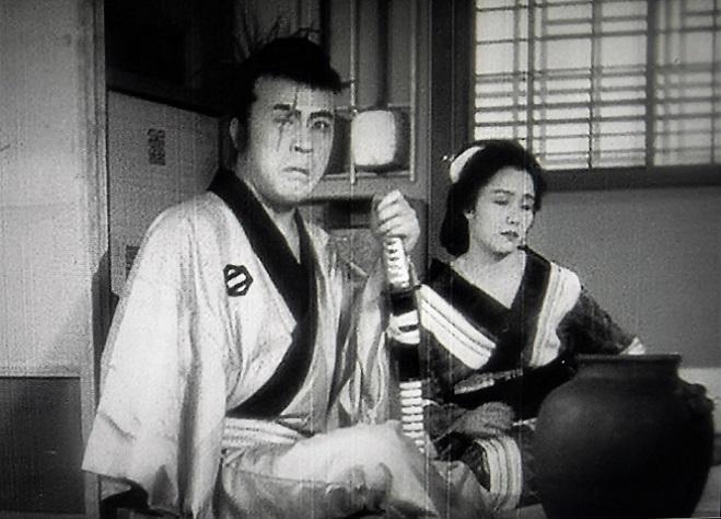 15 DVD映画「丹下左膳百万両の壺」山中貞雄監督1935年