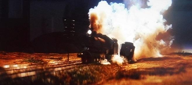 3 19.12.30 DVD映画「戦争と人間」1部 山本隆夫監督1971年
