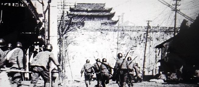 4 19.12.30 DVD映画「戦争と人間」2部 山本隆夫監督1972年