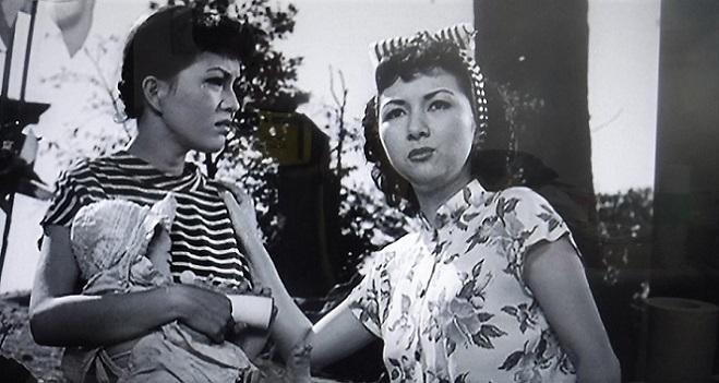 8 DVD「カルメン純情す」 1952年 木下恵介監督2)