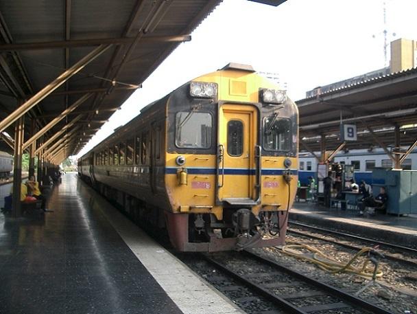 チェンマイ列車の旅 105