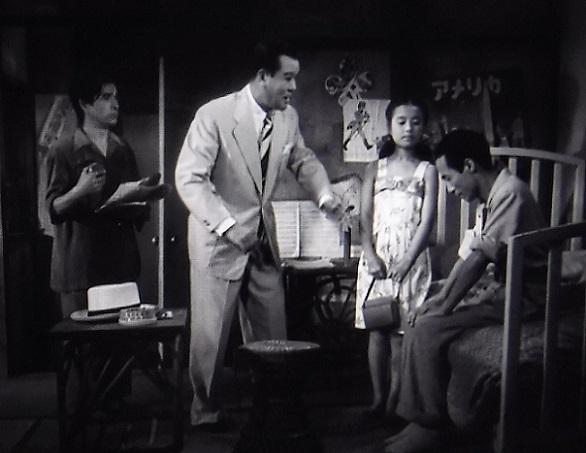 東京キッド斎藤寅次郎監督1950年13歳