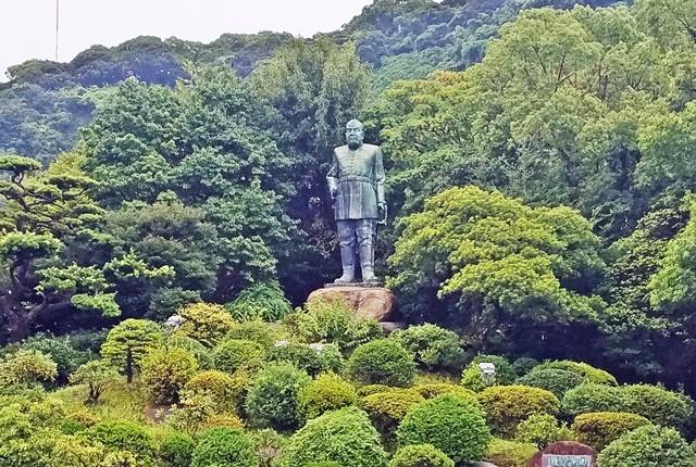 西郷銅像1-3