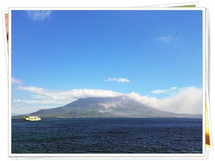 桜島と垂水フェリー1-1