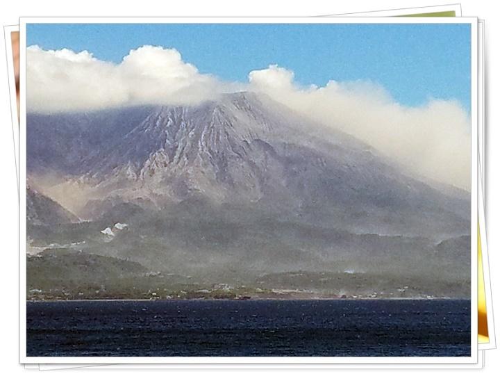 桜島と垂水フェリー1-4