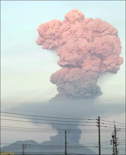 桜島噴火大きい1-1