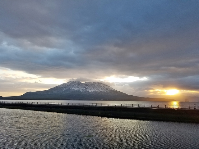 鹿児島雪2