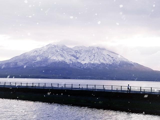 鹿児島雪6