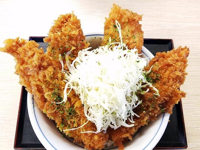 かつや タレカツ丼3