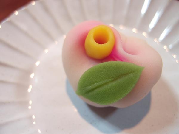 ひな菓子椿