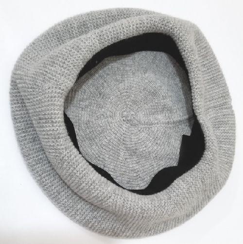 copウールケープとベレー帽8