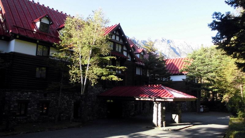 上高地帝国ホテル2