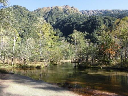 田代池と湿原