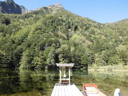 明神1の池