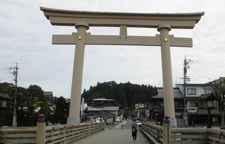 飛騨高山櫻山八幡宮
