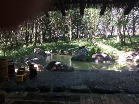尖石の湯2