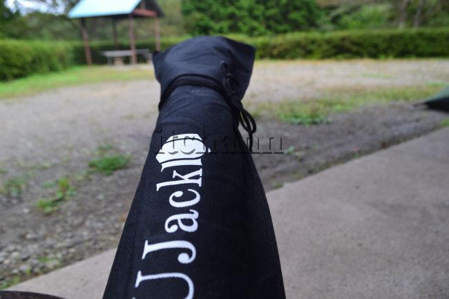 何がなんでもキャンプだし https://campdaisuki.blog.fc2.com/ UJack 焚火台 メッシュファイヤースタンド