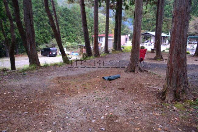 何がなんでもキャンプだし すげのレジャー 道坂峠 県道24号線 リニア実験線 道志 マス 管理釣り場 キャンプ 冬 ソロ