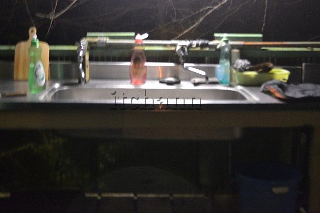 何がなんでもキャンプだし すげのレジャー 管理釣り場 炊事場 トイレ 清潔 都留市 より道の湯 日帰り温泉 道志 キャンプ