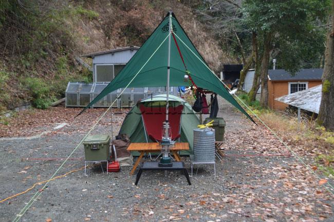 何がなんでもキャンプだし KB 久保キャンプ場 ファウデ 沸騰時間 テント スタンレー 湯沸かし ドラゴンフライ DUG HEAT1