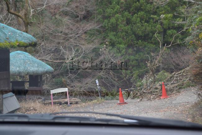 何がなんでもキャンプだし 久保キャンプ場 KB パトロール キャンプ 撤収 ファウデ テント インナー ゴミ 通行止め解除