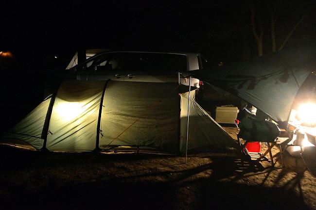何がなんでもキャンプだし 青根キャンプ場 インナーテント ブラケット 破損 アライテント シーム 補修 荷重 ソロキャンプ アルパカストーブ
