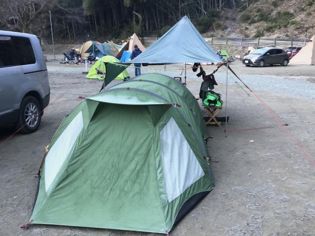 何がなんでもキャンプだし 青根キャンプ場 ソロ キャンプ ココア トイプードル トリミング 犬連れキャンプ 断念 凍結 解氷