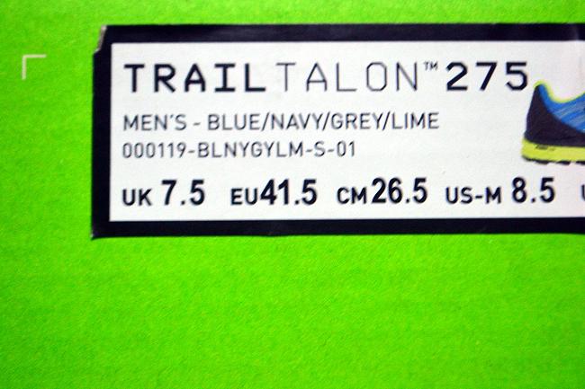何がなんでもキャンプだし トレイルランニング トレラン シューズ inov8 トレイルタロン trailtalon 内反小趾 足の横幅 メンテナンス 靴洗い
