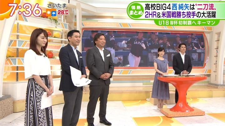 2019年09月03日新井恵理那の画像20枚目