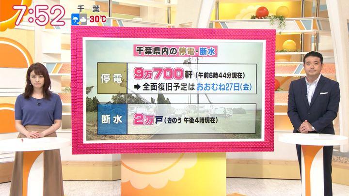 2019年09月16日新井恵理那の画像30枚目
