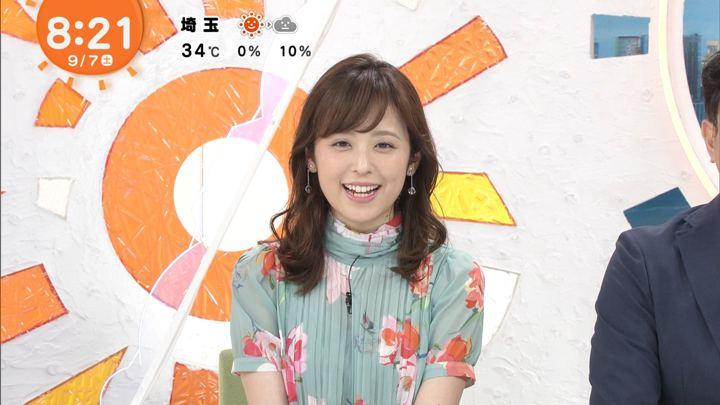 2019年09月07日久慈暁子の画像12枚目