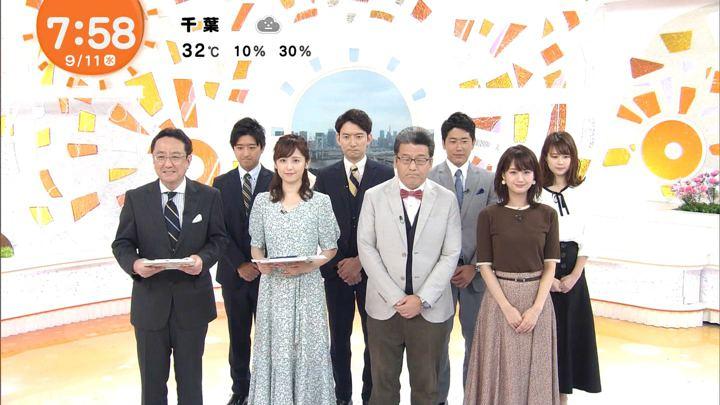 2019年09月11日久慈暁子の画像14枚目