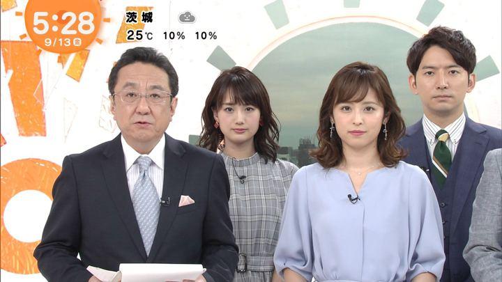 2019年09月13日久慈暁子の画像06枚目