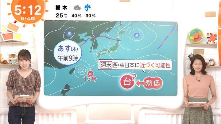 2019年09月04日永島優美の画像05枚目