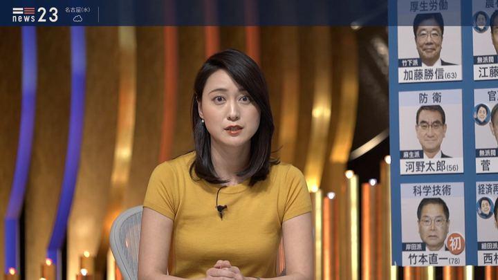 2019年09月10日小川彩佳の画像06枚目