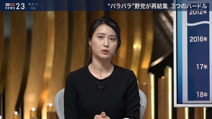 2019年09月20日小川彩佳の画像11枚目