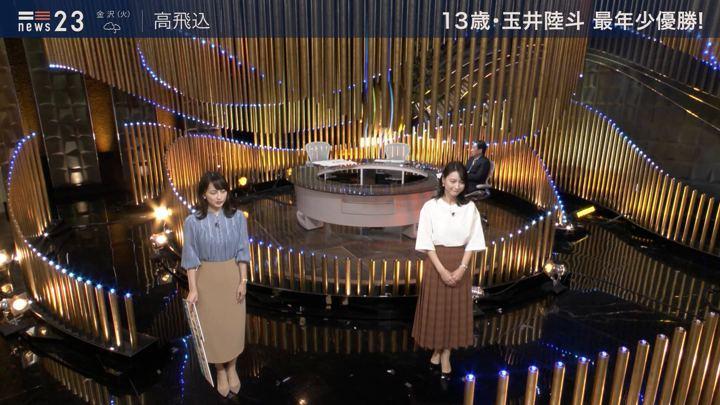 2019年09月23日小川彩佳の画像18枚目