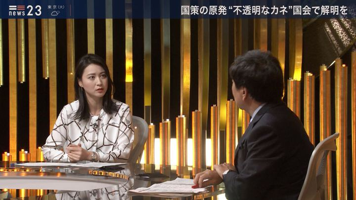2019年10月07日小川彩佳の画像07枚目