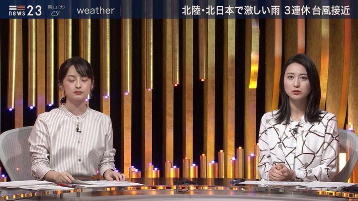 2019年10月07日小川彩佳の画像18枚目