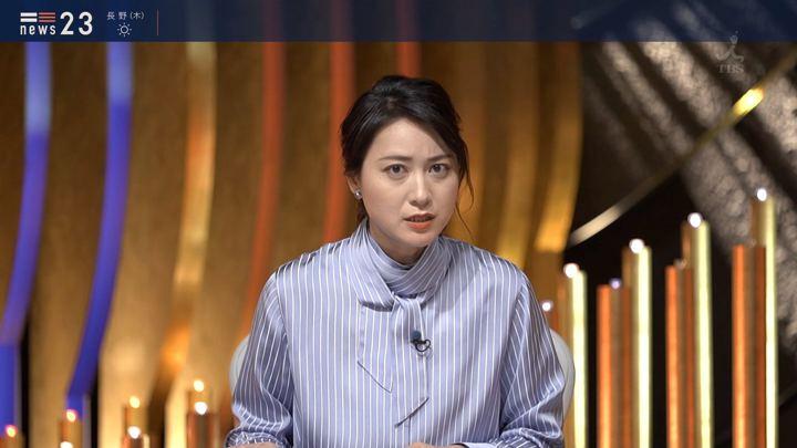 2019年10月09日小川彩佳の画像06枚目