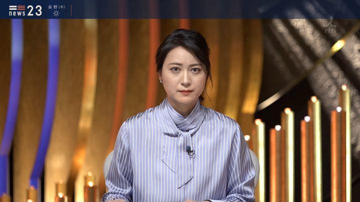 2019年10月09日小川彩佳の画像07枚目