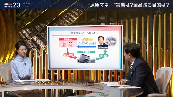 2019年10月09日小川彩佳の画像09枚目
