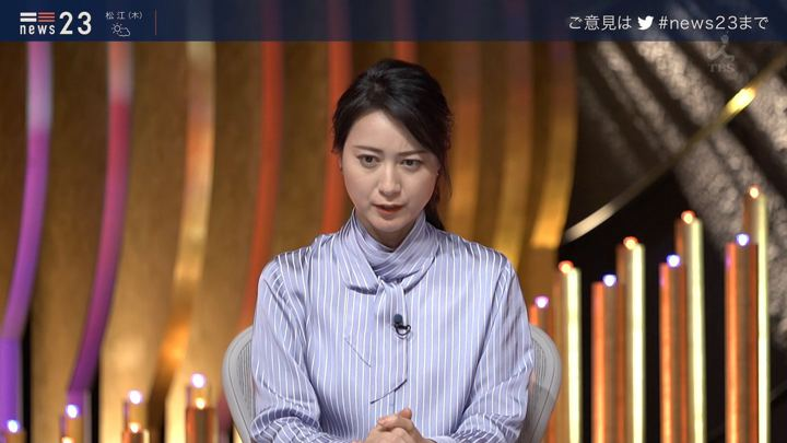 2019年10月09日小川彩佳の画像14枚目