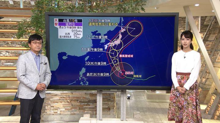 2019年10月08日下村彩里の画像04枚目