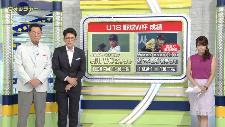 2019年09月07日鷲見玲奈の画像19枚目