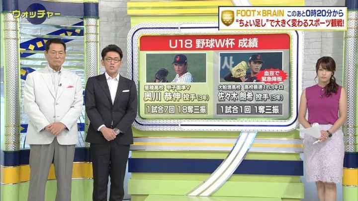 2019年09月07日鷲見玲奈の画像20枚目