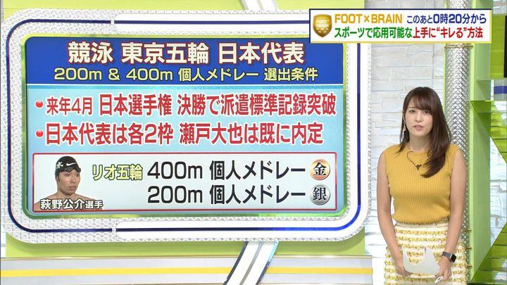 2019年09月14日鷲見玲奈の画像12枚目